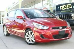 2017 Hyundai Accent RB5 MY17 Sport 6 Speed Sports Automatic Hatchback Blacktown Blacktown Area Preview