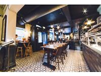 KP required for busy Kentish Town gastro pub