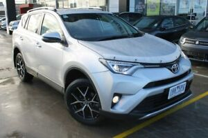 2016 Toyota RAV4 ZSA42R GXL 2WD Silver 7 Speed Constant Variable Wagon Hoppers Crossing Wyndham Area Preview