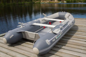 12 ' ft inflatable boat FISHING EDITION with second layer
