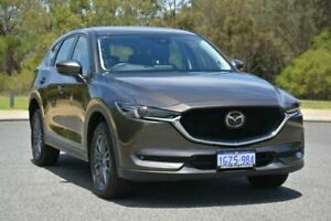 2019 Mazda CX-5 KF4W2A Touring SKYACTIV-Drive i-ACTIV AWD Bronze 6 Speed Sports Automatic Wagon Cannington Canning Area Preview