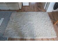 Luxury thick rug