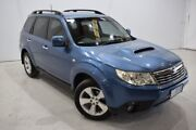 2010 Subaru Forester S3 MY10 XT AWD Blue 4 Speed Sports Automatic Wagon Launceston Launceston Area Preview