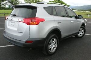 2014 Toyota RAV4 ZSA42R MY14 GX 2WD Silver 7 Speed Constant Variable Wagon