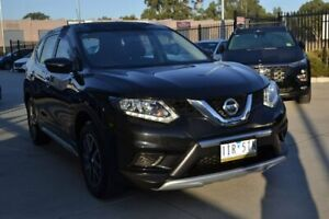 2016 Nissan X-Trail T32 ST N-SPORT Black Black Constant Variable Mill Park Whittlesea Area Preview