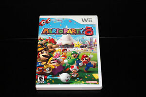 Mario Party 8 (Case +manual)