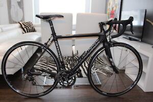 Vélo de route Cannondale full carbon