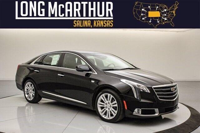 2019 Cadillac XTS Luxury 4dr Car Gas V6 3.6L/217