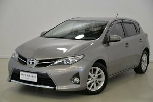 2013 Toyota Corolla ZRE182R Ascent Sport S-CVT Bronze 7 Speed Constant Variable Hatchback Mansfield Brisbane South East Preview