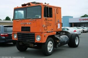 Wanted dodge L1000 cabover semi