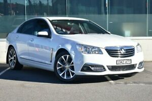 2013 Holden Calais VF MY14 White 6 Speed Sports Automatic Sedan Cardiff Lake Macquarie Area Preview