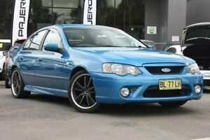 2006 Ford Falcon BF Mk II XR6 4 Speed Sports Automatic Sedan