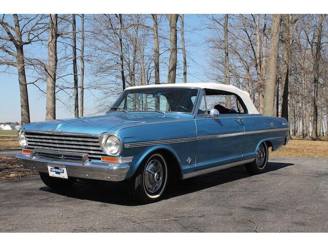 Imagen 1 de Chevrolet Nova blue