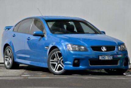 2011 Holden Commodore VE II SV6 Blue 6 Speed Automatic Sedan Glen Waverley Monash Area Preview