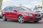 2008 Volvo V70 BW MY08 T6 Red 6 Speed Sports Automatic Wagon Pearce Woden Valley Preview