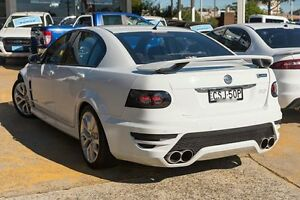 2012 Holden Special Vehicles Clubsport E Series 3 MY12 R8 White 6 Speed Sports Automatic Sedan Greenacre Bankstown Area Preview