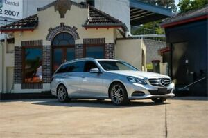 2013 Mercedes-Benz E-Class S212 MY13 E200 Estate 7G-Tronic + Silver 7 Speed Sports Automatic Wagon Newstead Brisbane North East Preview