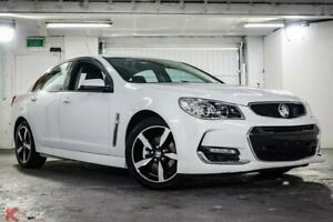 2017 Holden Commodore VF II MY17 SV6 White 6 Speed Sports Automatic Sedan Ryde Ryde Area Preview