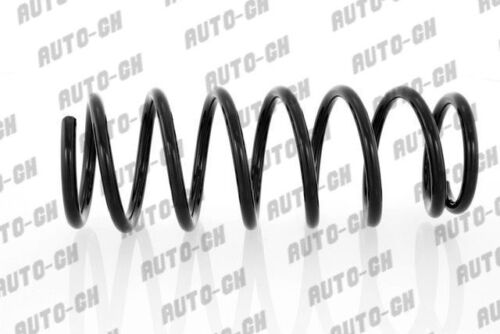 2 REAR SUSPENSION COIL SPRINGS FOR DAEWOO TICO