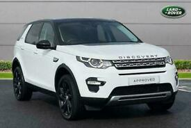 image for 2017 Land Rover Discovery Sport 2.0 Td4 180 Hse 5Dr Auto Station Wagon Diesel Au
