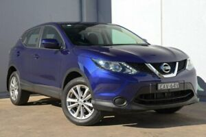 2017 Nissan Qashqai J11 ST Blue 1 Speed Constant Variable Wagon Liverpool Liverpool Area Preview