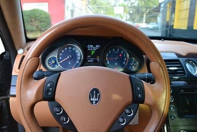 Image 11 Voiture American used Maserati Quattroporte 2011