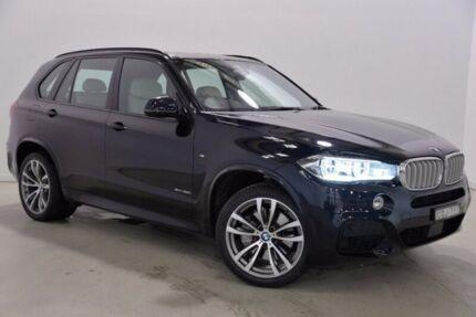 2013 BMW X5 E70 MY1112 xDrive50i Steptronic Sport Blue 8 Speed Sports Automatic Wagon