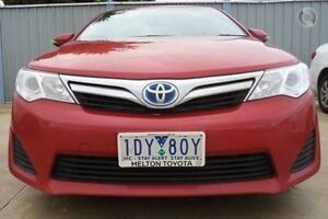 2014 Toyota Camry AVV50R Hybrid H Wildfire Continuous Variable Sedan Melton Melton Area Preview