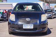 2007 Toyota Yaris NCP90R YR Ink 5 Speed Manual Hatchback Osborne Park Stirling Area Preview
