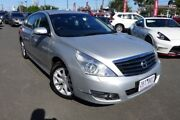 2012 Nissan Maxima J32 MY11 350 X-tronic Ti Silver 6 Speed Constant Variable Sedan Hoppers Crossing Wyndham Area Preview