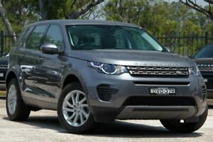 2016 Land Rover Discovery Sport L550 17MY TD4 180 SE Grey 9 Speed Sports Automatic Wagon Gateshead Lake Macquarie Area Preview