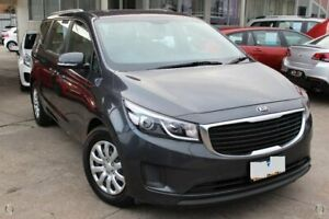 2017 Kia Carnival YP MY17 S Grey 6 Speed Sports Automatic Wagon Cheltenham Kingston Area Preview