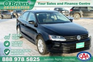 2017 Volkswagen Jetta Sedan Wolfsburg Edition w/Mfg Warranty