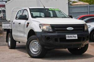 2012 Ford Ranger PX XL White Manual Kedron Brisbane North East Preview