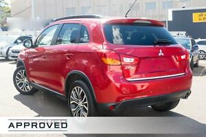 2015 Mitsubishi ASX XB MY15.5 LS 2WD Red 6 Speed Constant Variable Wagon Brookvale Manly Area Preview
