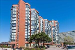 Highly Desirable, Spacious 2 Bdrm, 2 Full Bath Suite At King St