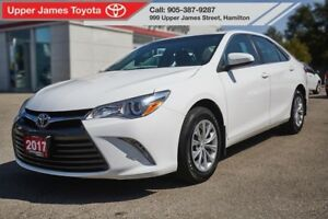 2017 Toyota Camry LE - Limited quantity.  Please call for availa