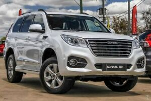 2020 Haval H9 MY19 Lux White Silk 8 Speed Automatic Wagon Tweed Heads Tweed Heads Area Preview