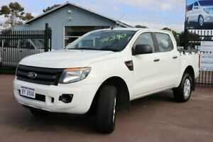 2012 Ford Ranger Hi-Rider Dual Cab Manual Kenwick Gosnells Area Preview