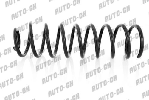 2 REAR COIL SPRINGS FOR AUDI A4 1994-2000
