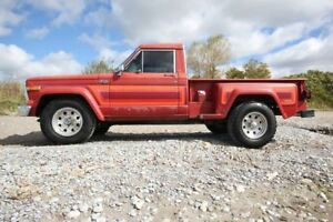 Original Paint Jeep J10 honcho