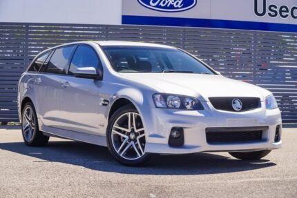 2011 Holden Commodore VE II SV6 Sportwagon Silver 6 Speed Sports Automatic Wagon Maddington Gosnells Area Preview