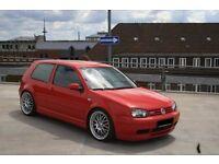 Rondell deep dish alloy wheels, 18inch 5x100 Vw Golf MK4 Bora Audi A3 split rims