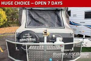 CU865 Cub Spacematic Camper Trailer Regal Off Road Penrith Penrith Area Preview
