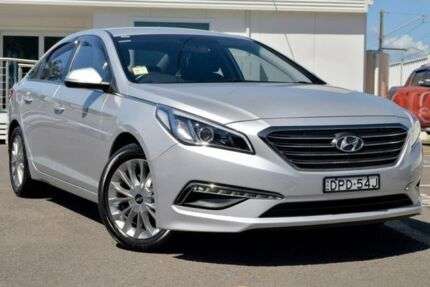 2014 Hyundai Sonata LF Active Silver 6 Speed Sports Automatic Sedan Gosford Gosford Area Preview