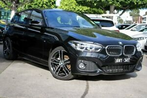 2018 BMW 118d F20 LCI-2 Sport Line Steptronic Black 8 Speed Sports Automatic Hatchback South Melbourne Port Phillip Preview