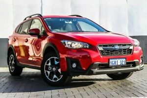 2018 Subaru XV G5X MY18 2.0i-L Lineartronic AWD Red 7 Speed Constant Variable Wagon Maddington Gosnells Area Preview