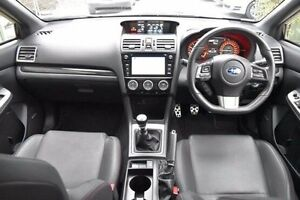 2015 Subaru WRX V1 MY16 Premium AWD Black 6 Speed Manual Sedan Berwick Casey Area Preview
