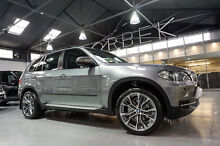2009 BMW X5 E70 3.0SI Executive Space Grey 6 Speed Steptronic Wagon Port Melbourne Port Phillip Preview