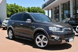 2013 Holden Captiva CG MY13 7 AWD LX Grey 6 Speed Sports Automatic Wagon Attadale Melville Area Preview